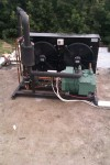 компрессорно-конденсаторный агрегат